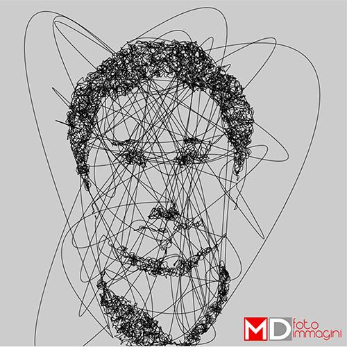 ritratto digitale logo sito